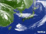 2021年05月10日の気象衛星