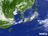 2021年07月09日の気象衛星