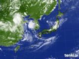 2021年07月11日の気象衛星