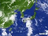 2021年07月16日の気象衛星