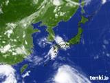 2021年07月18日の気象衛星