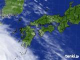 気象衛星(2021年07月24日)