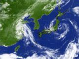 気象衛星(2021年07月27日)