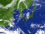 気象衛星(2021年08月03日)