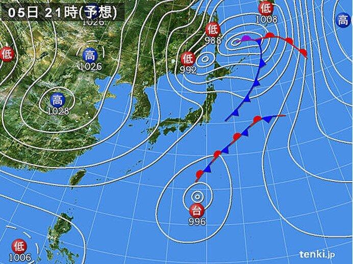 秋田県では100ミリ超の大雨に