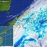 中国地方 きょうは11月上旬並みの肌寒さ、10日にかけて強風に注意を