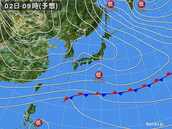 日本海側は所々で雪や雨 関東も午後は雨