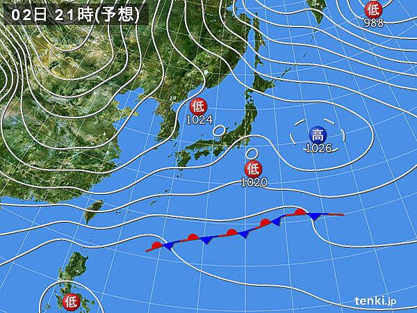 2日 関東は年末年始の寒さ 今シーズン一番の寒さの所も(日直予報士 ...