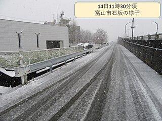 北陸 山地を中心に警報級の大雪のおそれ!! 雪への備えは万全に!!