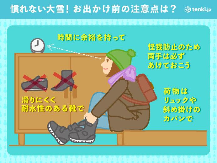 週末は広く雨や雪 関東甲信では大雪の恐れ 東京23区でも降雪量5センチ_画像