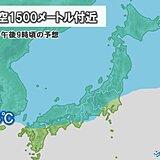 2日節分~3日立春は「冬」優勢 北海道中心に大雪や猛吹雪も