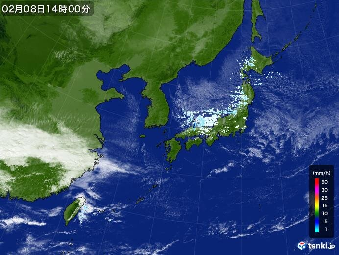 北日本など20メートルを超える強風も