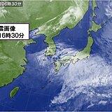 12日 日差し少なくても3月並みの暖かさ 北日本は穏やかな晴天