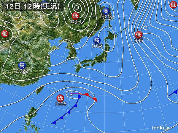 寒気などの影響が続いた日本海側 18日~22日ぶりに日照7時間以上に