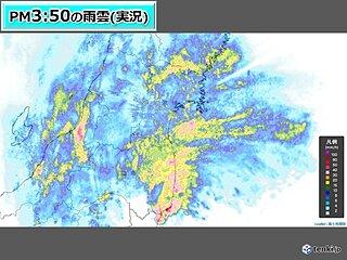 東北 太平洋側で2月らしからぬ短時間強雨 土砂災害に警戒、要注意