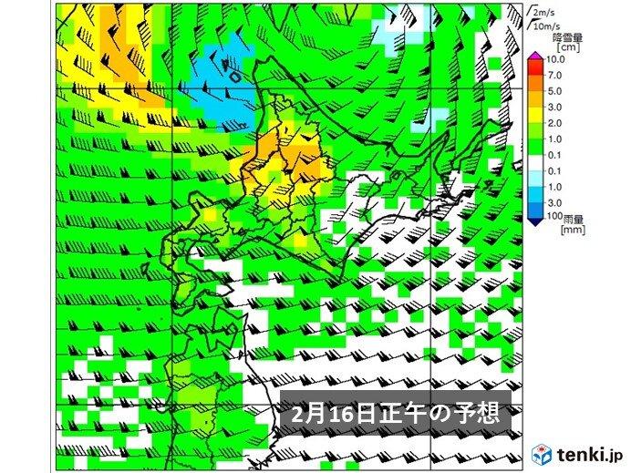 北海道 見通し全くきかない猛ふぶきの恐れ ピークはこれから?