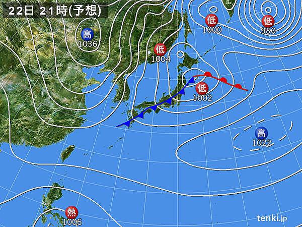 22日 関東から九州 各地で20℃超え 花粉大量飛散続く_画像
