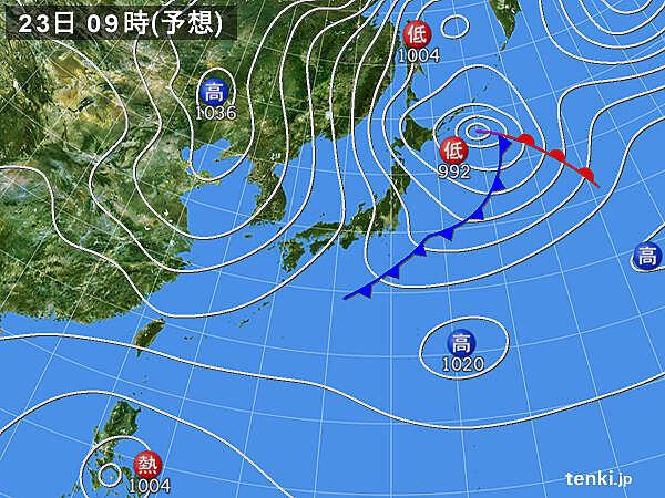あす 日本海側は雪や雨 太平洋側も風が冷たい 夜は朝より気温が下がる