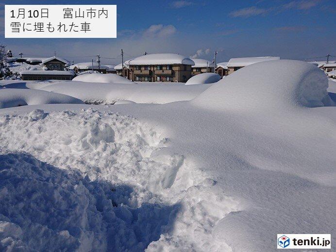 地球温暖化でも雪への備えは大事