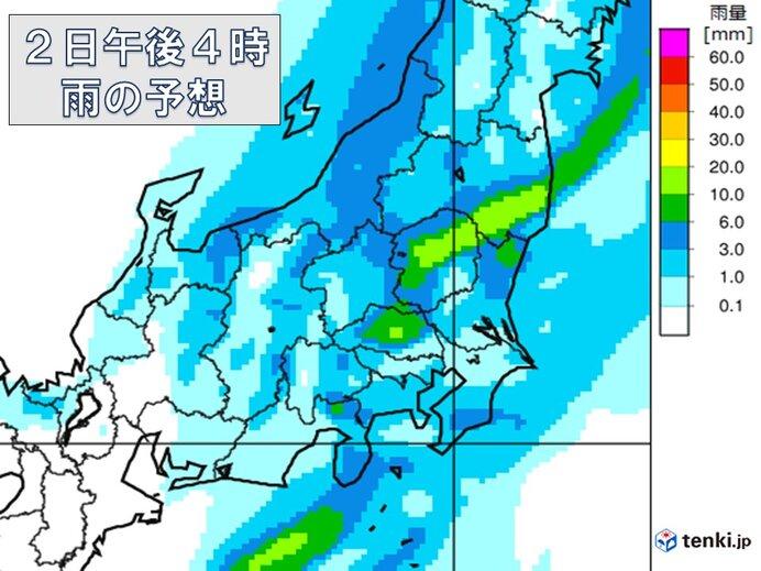 栃木県足利 およそ半月ぶり乾燥注意報解除 大地を潤す雨も降り方には注意