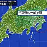 関東甲信では 気温がきのうより大幅アップ 夏日続出 千葉県の雨はいつまで?