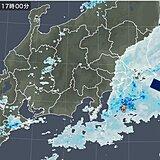 関東 ぐずぐず天気 このまま梅雨に?
