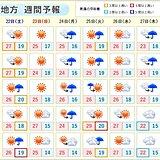 関東 梅雨のような天気 晴れるのはいつ? 梅雨入り前に大雨への備えを