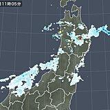 東北 カミナリ雲が通過中 午後9時頃にかけて雷雨や突風に注意