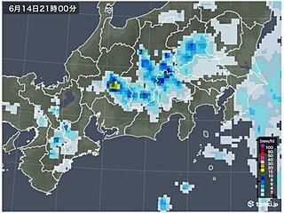 東海地方 木曜まで雨や雷雨に注意 今週は蒸し暑くなる