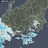 関東 東京や埼玉で局地的に雨雲発達 激しい雨も 日中も急な強雨・雷雨に注意