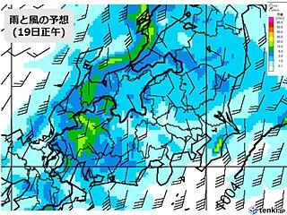 関東 土日は雨で日曜日は真夏日の所も 熱中症に警戒を 来週はヒンヤリする日も?