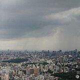 関東 午後も急な雨に注意 大気の状態不安定