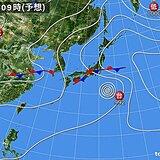 台風5号は週末にかけて北上 梅雨前線が活発になり大雨のおそれも