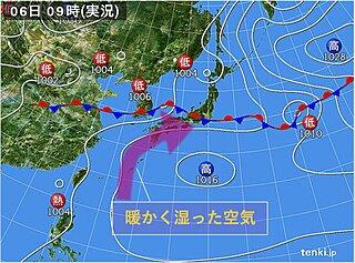 関西 蒸し暑さパワーアップ 熱中症に厳重警戒