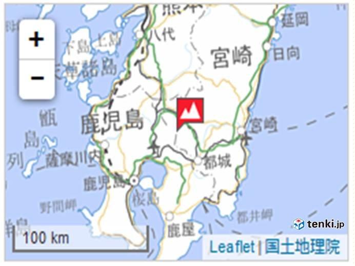 新燃岳の火山活動に関する見解