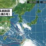 18日 猛暑続く 沖縄には台風接近 西日本は激しい雨も