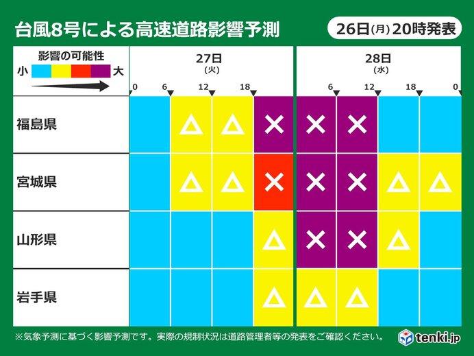 東北 太平洋側だけでなく日本海側も注意