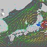 27日 東北や関東 台風8号接近 東海以西は35度超えも 熱中症に警戒