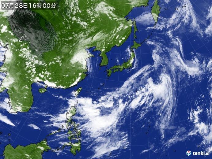 台風のたまごが次々と発生?
