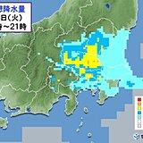関東 あす31日夜から広く雨 9月2日にかけ気温低下 10月並みも