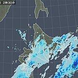 全国で今シーズン初 北海道・稚内で初雪を観測
