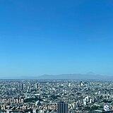 東京都心 きょうも日照時間5時間以上 9月に入ってから初めて2日連続に