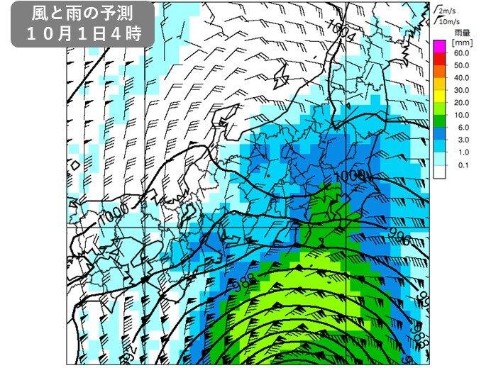 台風16号 風や波の影響は?