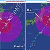 千葉県銚子市で最大瞬間風速41.8メートル 暴風も長引く