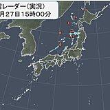 日本海で落雷発生 今夜にかけ北海道や東北で大気の状態が不安定 落雷や突風注意