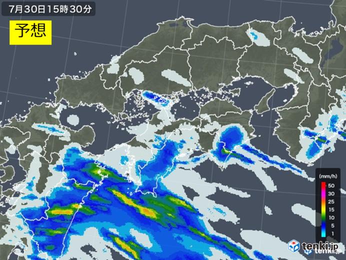 30日 西日本・東海エリアの天気と注意点