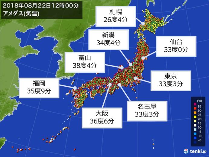 気温 富山