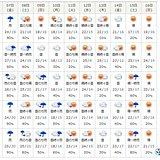 北海道 雨の後、朝晩中心に冷える日が続く
