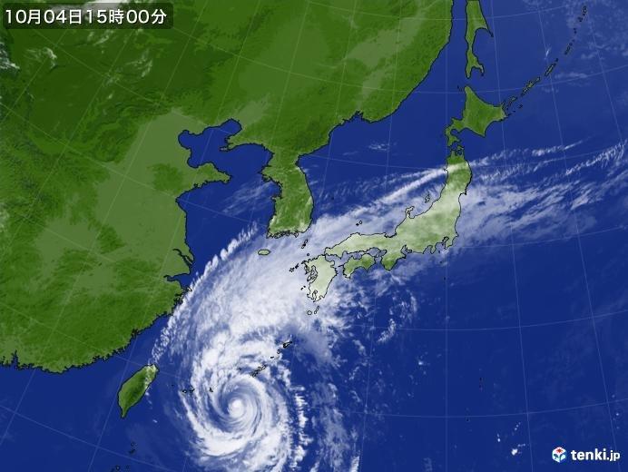 沖縄 5日にかけて暴風・高波・高潮に厳重警戒