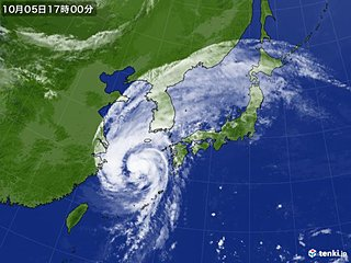 三連休の天気 台風25号の最接近と影響は